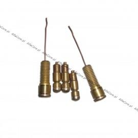 BAC MKII  BRAZING PIN 8mm DIRECT CP  - Bezpośrednie połączenie końcówek kablowych